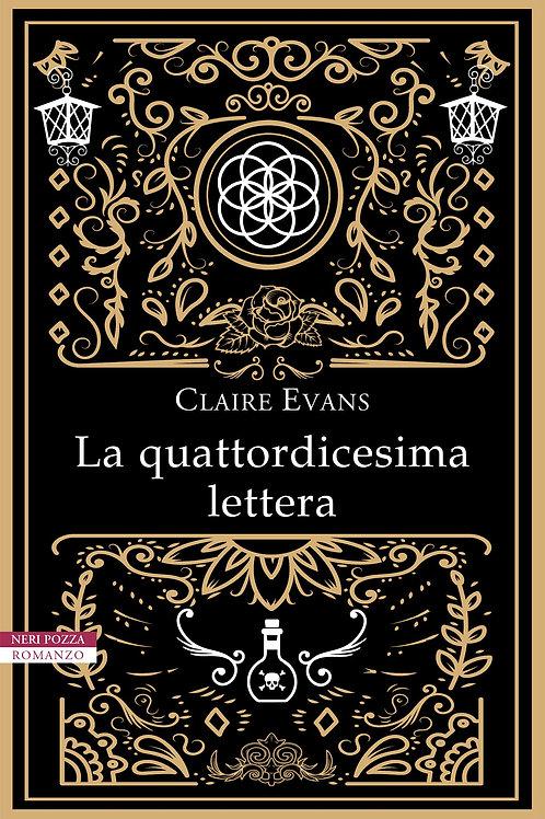 La quattordicesima lettera di Claire Evans