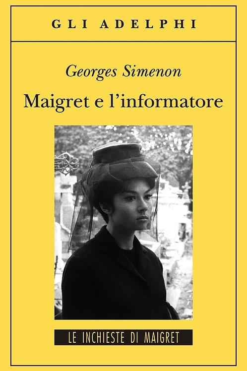 Maigret e l'informatore di Georges Simenon