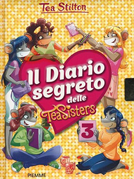 Il diario segreto delle Tea Sister 3 di Tea Stilton
