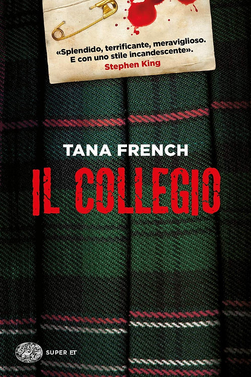 Il collegio di Tana French