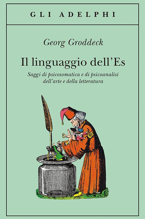 Linguaggio dell'Es di Georg Groddeck