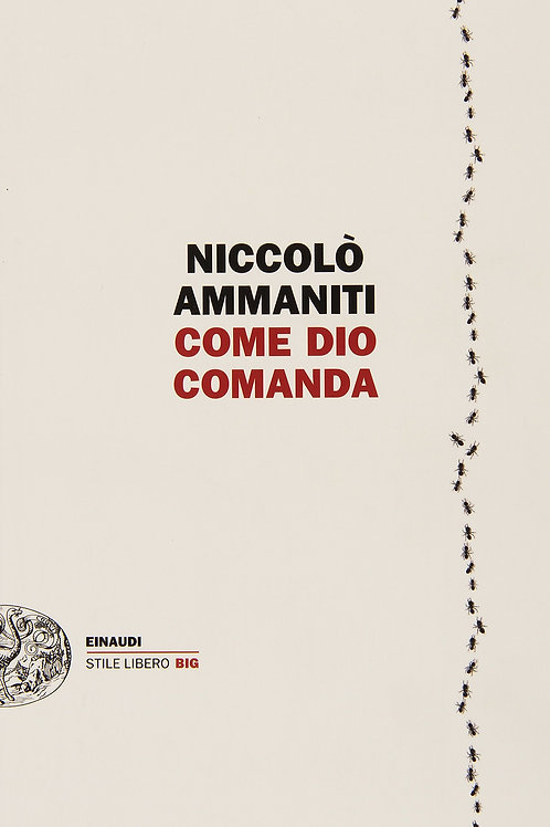 Come Dio comanda di Niccolò Ammaniti