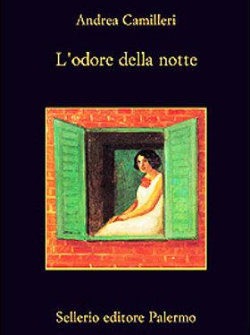 L'odore della notte di Andrea Camilleri - Sellerio