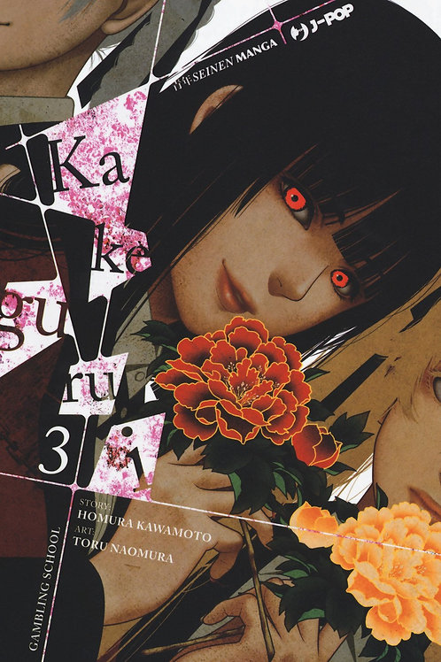 Kakegurui n°3