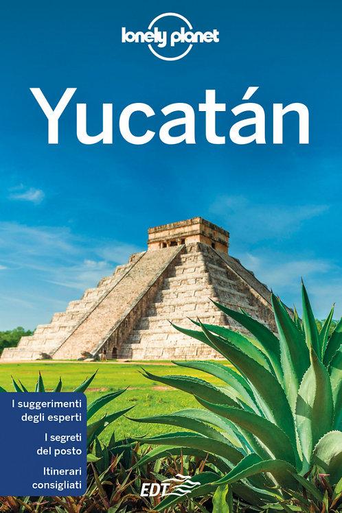 Yucatán Guida di viaggio 11a edizione - Febbraio 2020