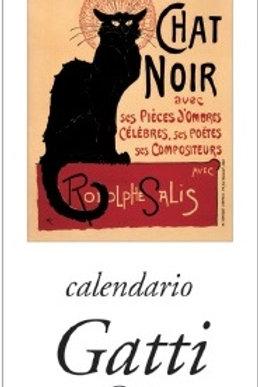 Calendario 2021 Gatti