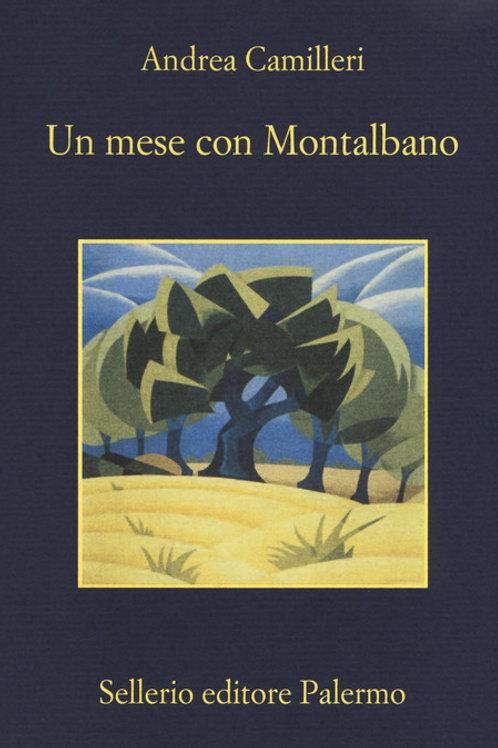 Un mese con montalbano di Andrea Camilleri - Sellerio