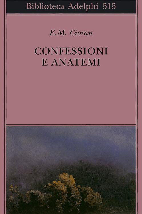Confessioni e anatemi di Emil M. Cioran