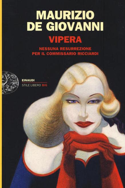 Vipera di Maurizio de Giovanni - Einaudi