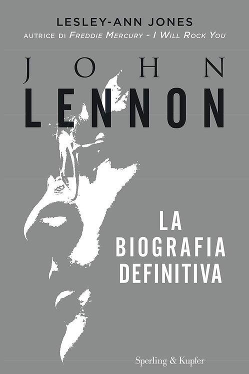 John Lennon la biografia definitiva di Lesley-Ann Jones