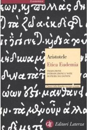 Etica Eudemia di Aristotele