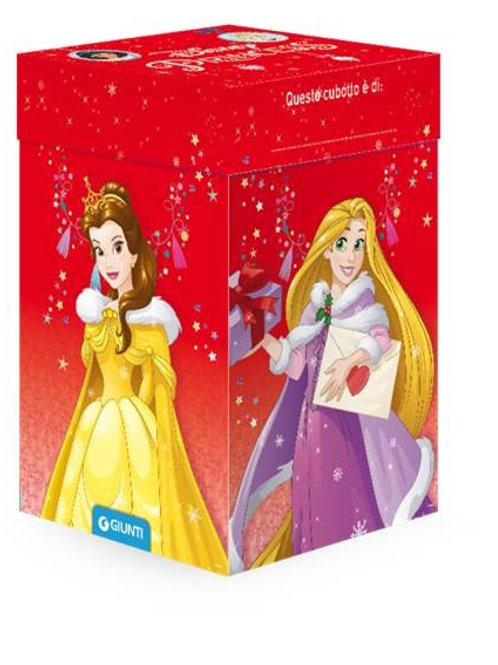 Il cubotto Disney Princess