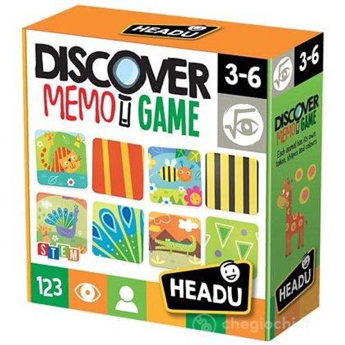 Discover Memo Game