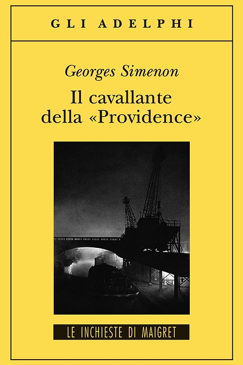 Il cavallante della Providence di Georges Simenon