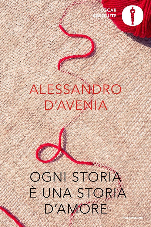 Ogni storia è una storia d'amo di Alessandro D'avenia