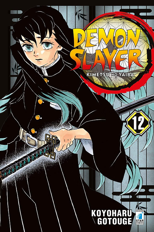 Demon Slayer n°12