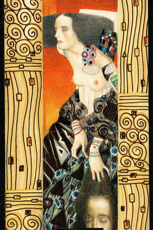 I tarocchi dorati di Klimt