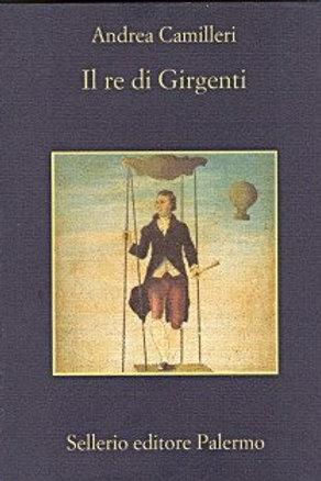 Il re di girgenti di Andrea Camilleri - Sellerio