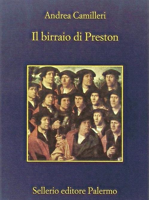 Il birraio di Preston di Andrea Camilleri - Sellerio