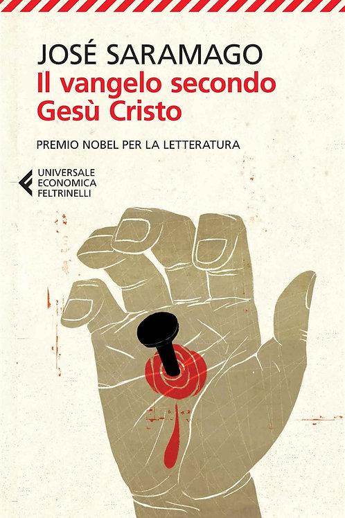 Il Vangelo secondo Gesù Cristo di Jose Saramago
