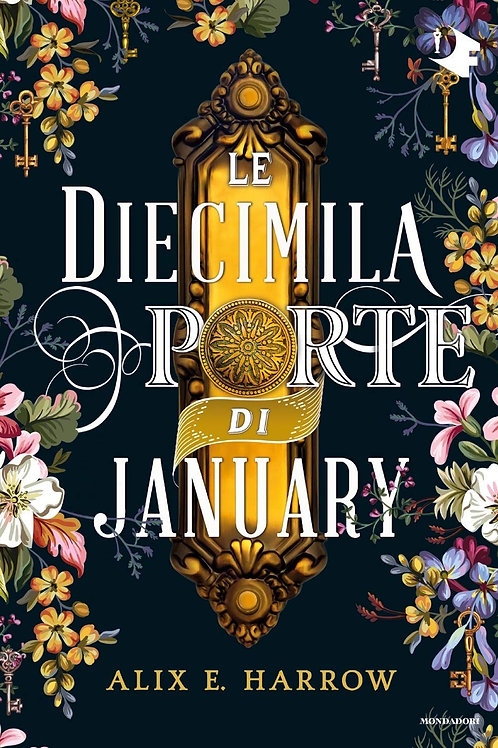 Le diecimila porte di January di Alix E. Harrow