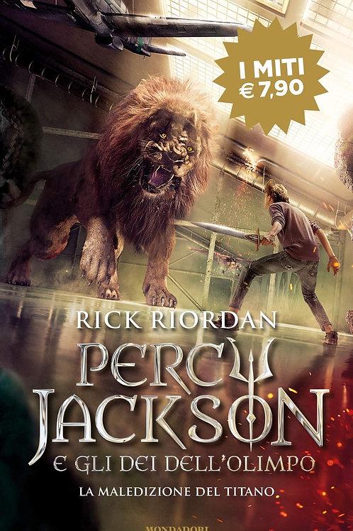 La maledizione del Titano. Percy Jackson e gli dei dell'Olimpo di Rick Riordan