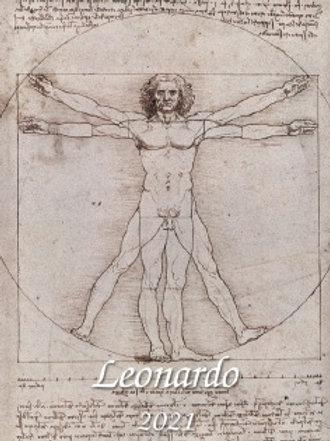 Calendario 2021 Leonardo
