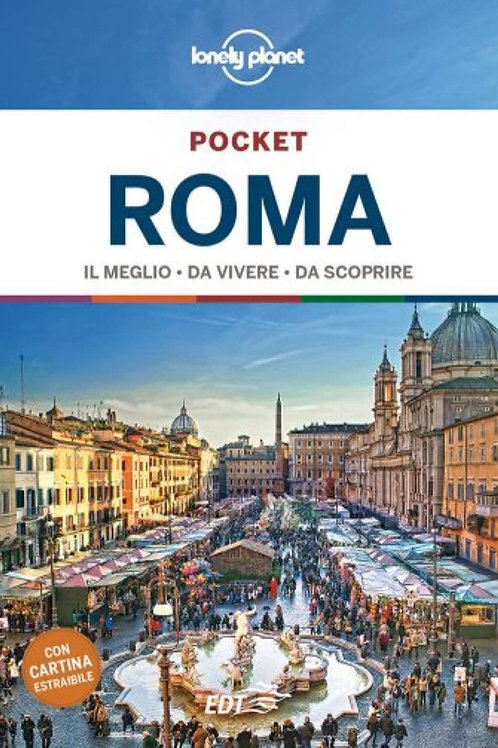Roma Pocket Guida di viaggio 6a edizione - Giungno 2020
