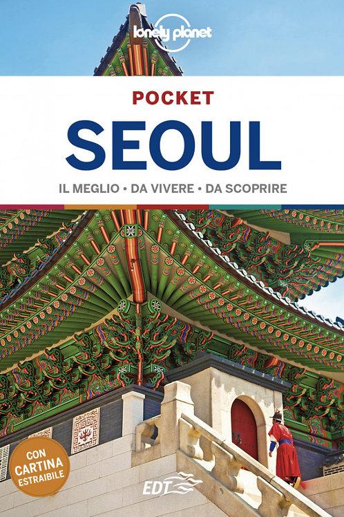Seoul Pocket Guida di viaggio 1a edizione - Luglio 2019