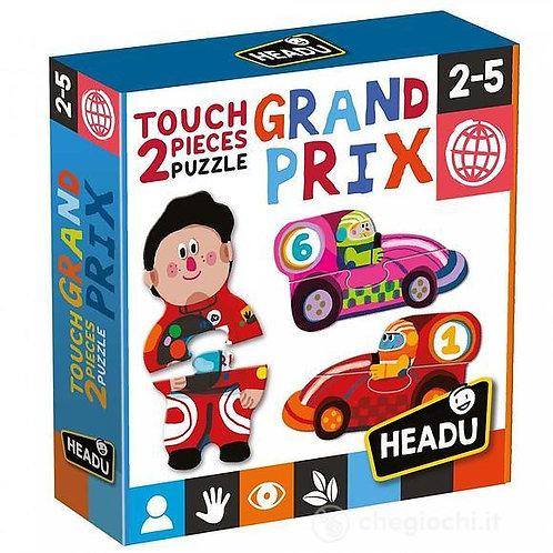 2 touch piece puzzles Grand Prix
