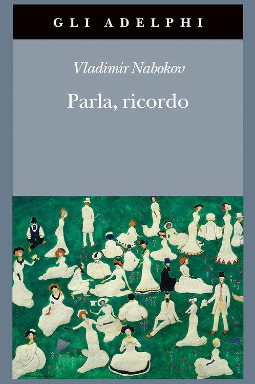 Parla, ricordo di Vladimir Nabokov