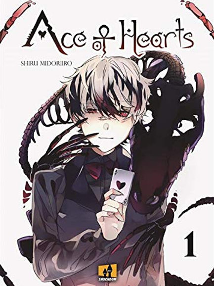 Ace of Hearts n°1