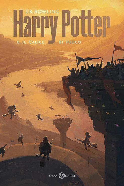 Harry Potter e il calice di fuoco di J. K. Rowling