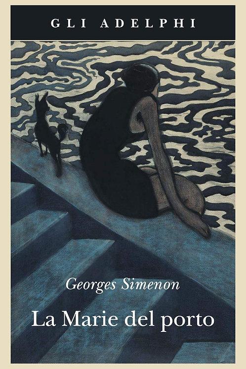 La Marie del porto  di Georges Simenon