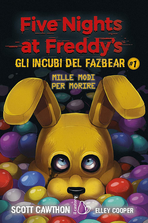 Five Nights at Freddy's Gli incubi del fazbear
