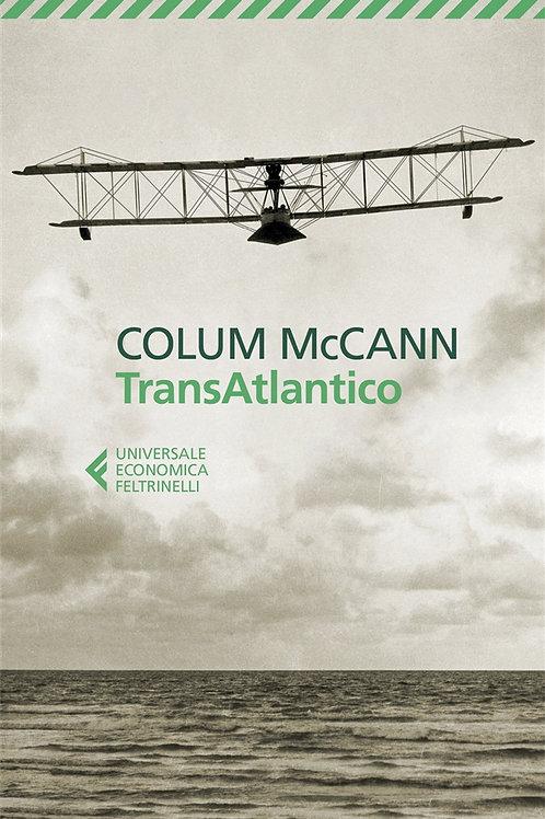 Transatlantic di Colum McCann