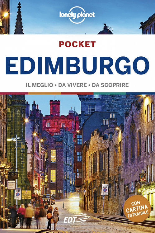 Edimburgo Pocket Guida di viaggio 5a edizione - Luglio 2019