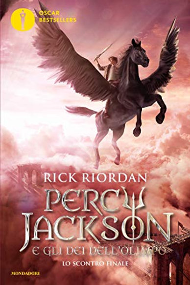 Percy Jackson e gli Dei dell'Olimpo - 5. Lo scontro finale di Rich Riordan