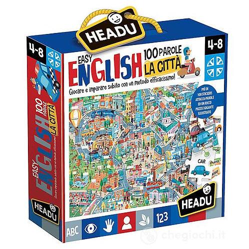 Easy English 100 Parole - La Città