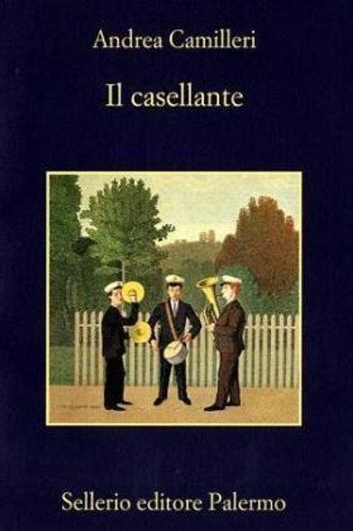Il casellante di Andrea Camilleri - Sellerio