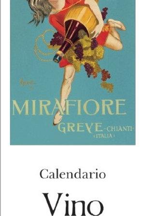 Calendario 2021 Vino Wine
