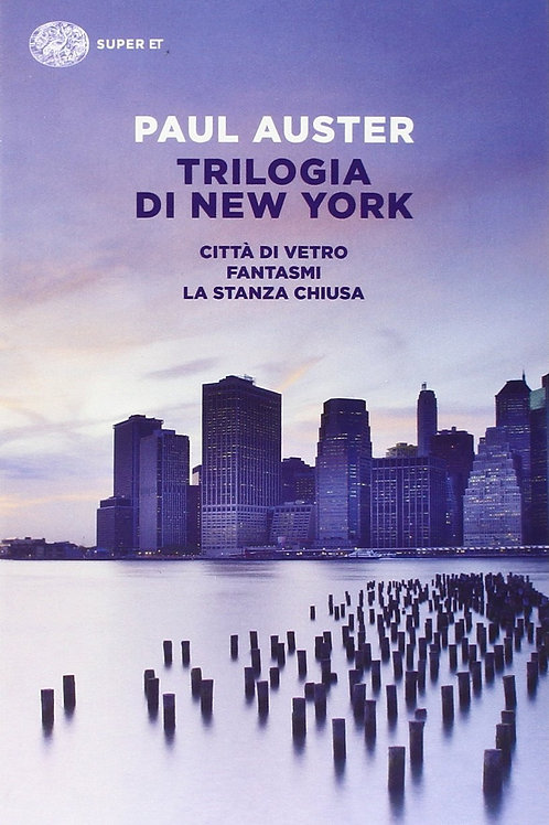 Trilogia di New York di Paul Auster
