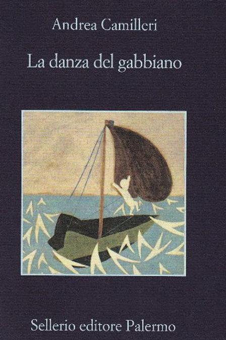 La danza del gabbiano di Andrea Camilleri - Sellerio