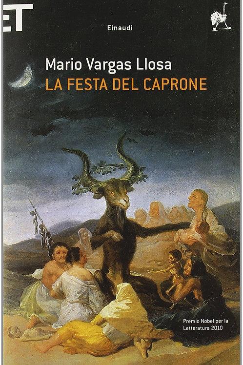 La festa del caprone  di Mario Vargas Llosa
