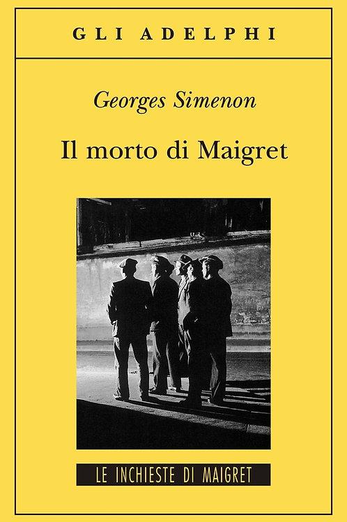 Il morto di Maigret di Georges Simenon