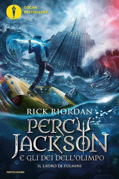 Il ladro di fulmini. Percy Jackson e gli dei dell'Olimpo: 1 di Rick Riordan