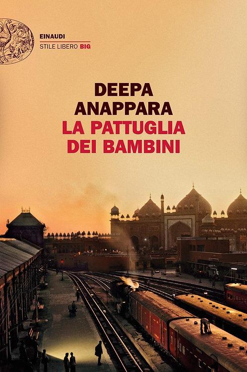 La pattuglia dei bambini di Deepa Anappara