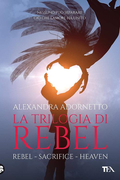 La trilogia di Rebel di Alexandra Adornetto