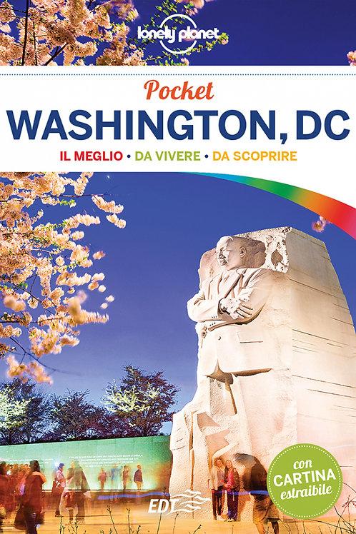 Washington, DC Pocket Guida di viaggio 3a edizione - Aprile 2018