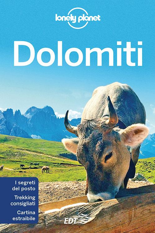 Dolomiti Guida di viaggio 1a edizione - Dicembre 2017